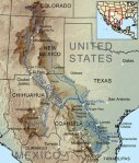Rio Grande and Pecos River basins