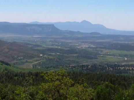 Mancos and the Mesa Verde area