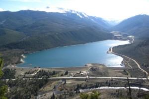 Clear Creek Reservoir