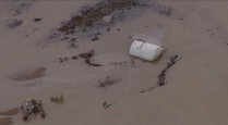Flooded well site September 2013 -- Denver Post