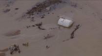 Flooded well site September 2013 -- Denver Post