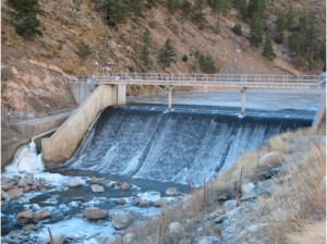 Idylwilde Dam via Loveland Water and Power