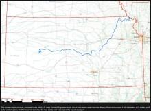 Kansas Aqueduct route via Circle of Blue