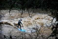 Surfing Boulder Creek September 2013 via @lauras