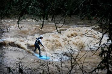 Surfing Boulder Creek September 2013 via @lauras