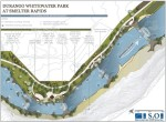 Design for the whitewater park at Smelter Rapids via the City of Durango