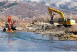 Yampa River habitat improvement via Steamboat Today