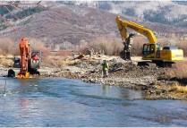 Yampa River habitat improvement via Steamboat Today