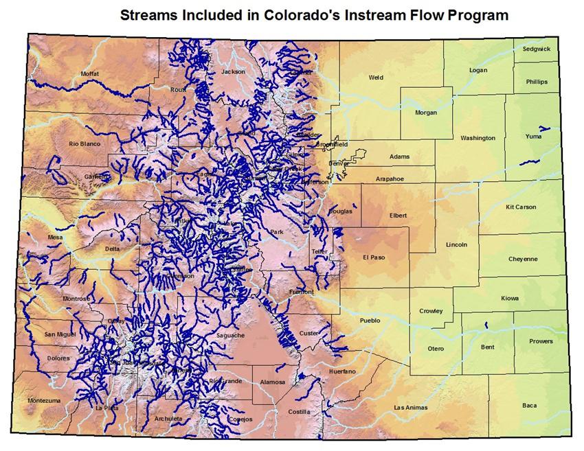 2014 Colorado Legislation Sb14 023 West Slope Instream Use