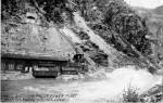 Shoshone Falls hydroelectric generation station via USGenWeb