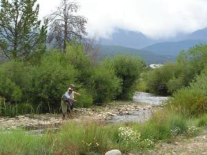 Fishing the Fraser River