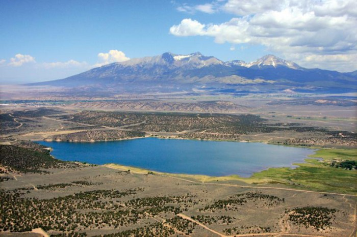 Mountain Home Reservoir via The Applegate Group