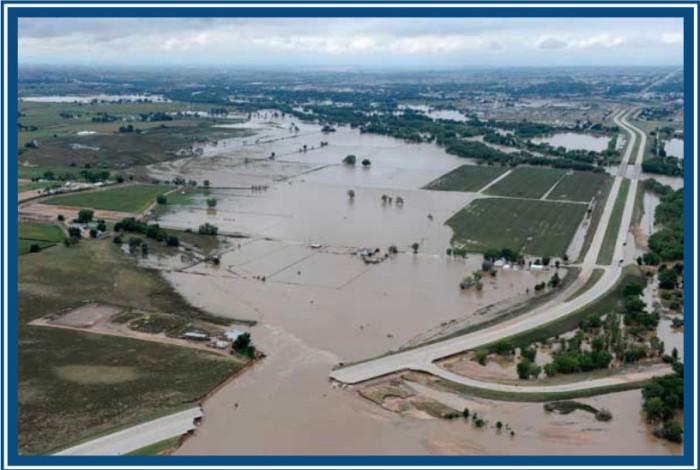 September 2013 flooding