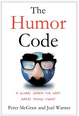 humorcodecoverjoelwarnerpetermcgraw