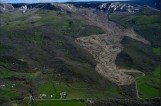 Grand Mesa mudslide May 2014 via The Denver Post