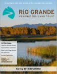 riograndelandtrustspring2014newslettercover