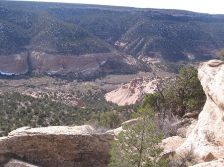 Yellow Jacket Canyon via Four Corners Hikes