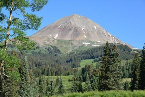 Dolores Peak.