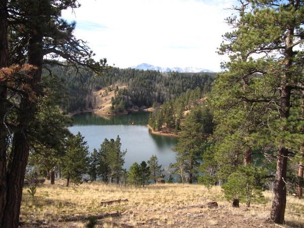 Northfield Reservoir via The Mountain Jackpot