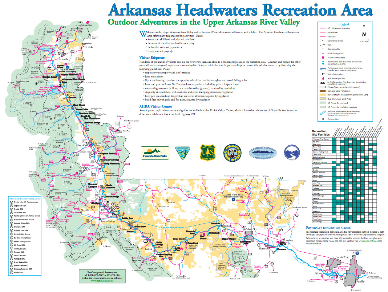 Comments sought on use of Arkansas River — The Pueblo Chieftain ...