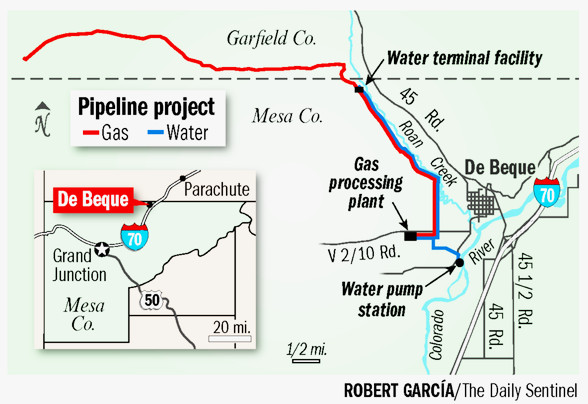 Wireline Field Operator Grand Junction Co: DeBeque (Kobe) Pipeline Project Will Supply Oil And Gas