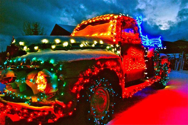 Classic Colorado Christmas!