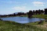 Buchanan Pond, Evergreen via EvergreenBound.com