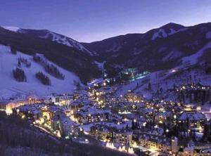 Vail Colorado via Colorado Department of Tourism