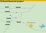 70 Ranch Reservoir Project