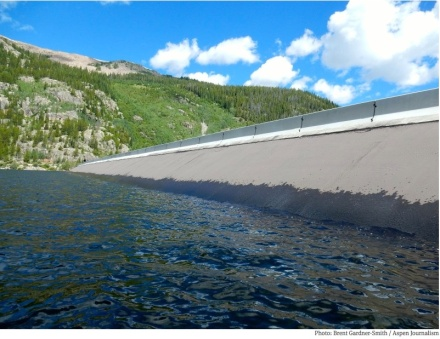 Homestake Dam via Aspen Journalism