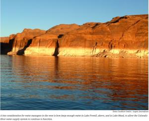Lake Powell via Aspen Journalism
