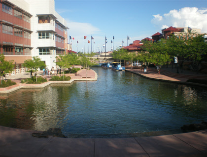 Historic Pueblo Riverwalk via TravelPueblo.com
