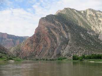 Split Mountain Gorge Green River June 2015 via Ana Ruiz