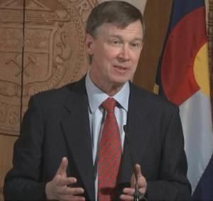 Governor John Hickenlooper 2016 State of State Address via KJCT8.com