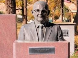 Wayne Aspinall Memorial -- Palisade