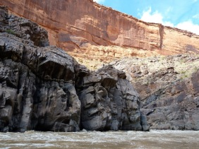 How much water reaches the Westwater stretch of the Colorado River, and then Lake Powell, is taking on increasing importance to Colorado water officials. A new study is underway to look at much more water is available to develop on the Western Slope, and it's caught the attention of east slope water officials. Photo: Brent Gardner-Smith/Aspen Journalism