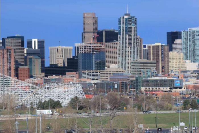Denver photo via Allen Best