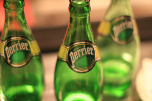 Perrier began advertising in the U.S. in the late 1970s. Photo credit: Erik Charlton, Flickr Creative Commons