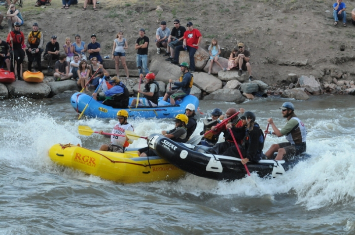 Photo via Royal Gorge Whitewater Festival