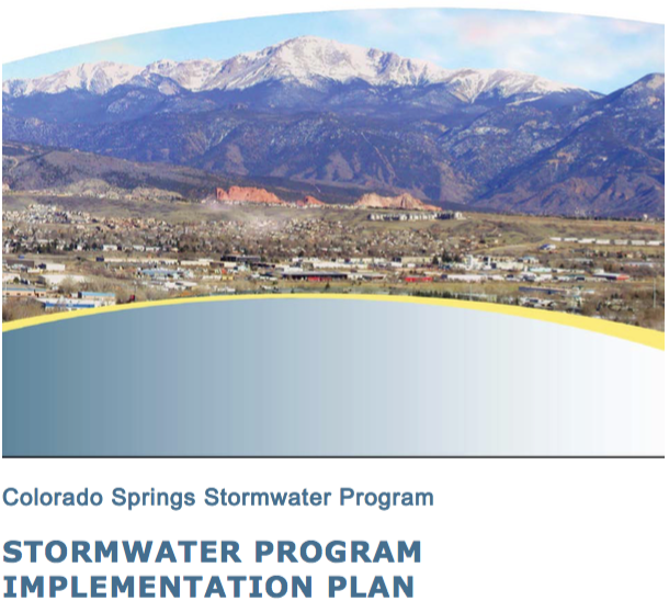 coloradospringsstormwaterimplementationplan072016cover