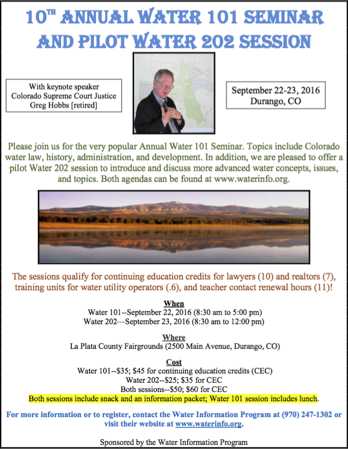 10th_annual_water_101_seminar_flyer