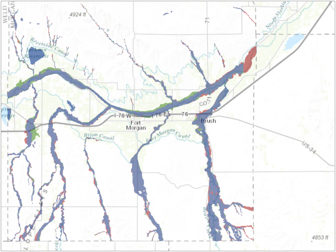 New Fema Floodplain Maps Bring Changes To Morgan County The Fort