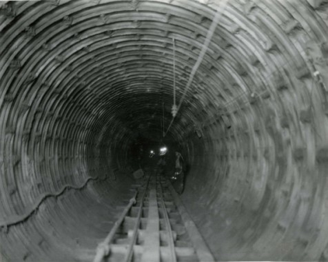 Moffat Water Tunnel