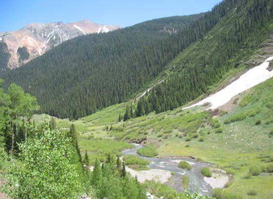 South Fork Mineral Creek, Silverton photo via hhengineering.com