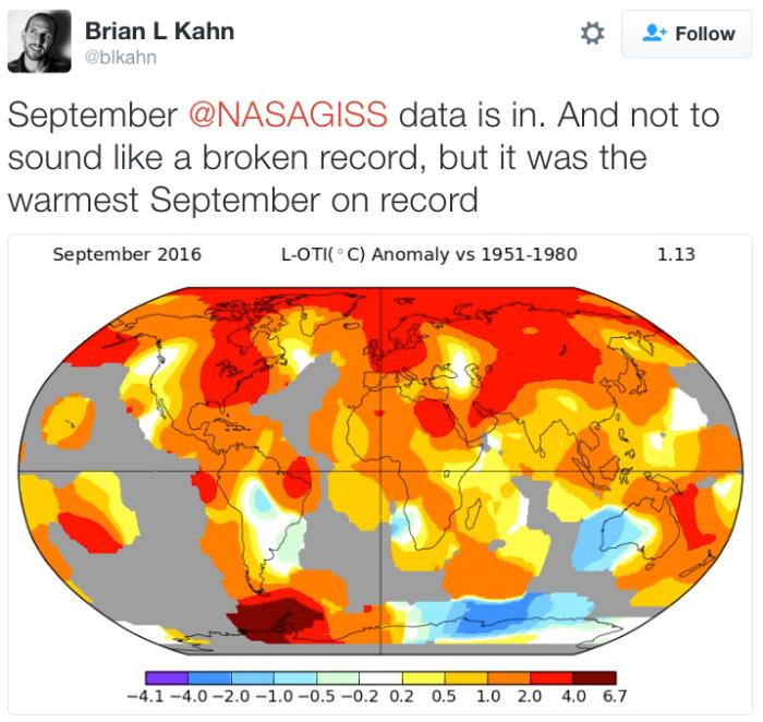warmestseptemberonrecord092016brianlkahn
