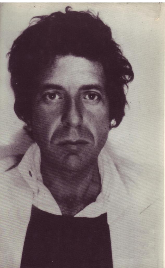 The Energy Of Slaves by Leonard Cohen Jonathan Cape (UK): 1972