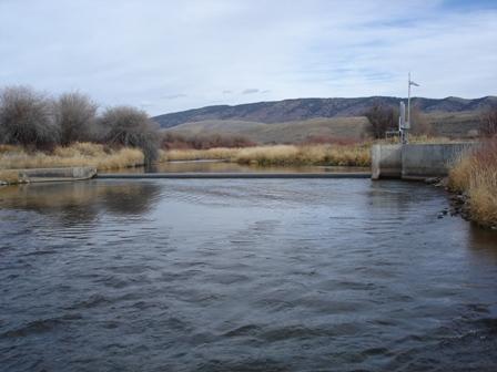 Sublette Creek Reservoir Project photo via RJH Consultants.