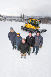 Denver Water's Winter Park crew works around the clock to ensure facilities are accessible during snowstorms.