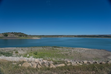 Narraguinnep Reservoir. Photo credit Andreas Hitzig.