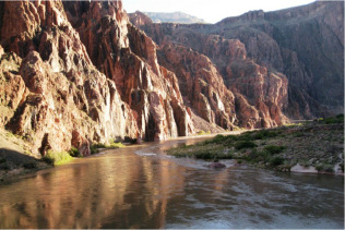 The Colorado River and other crucial sources of water in the West are declining, thanks to climate change. brewbooks/CC Flickr